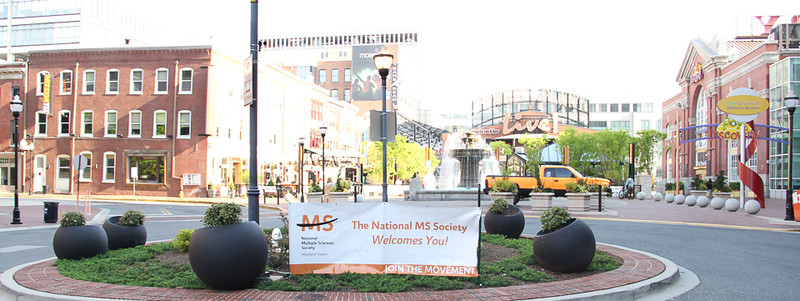 Walk MS: Baltimore 2013