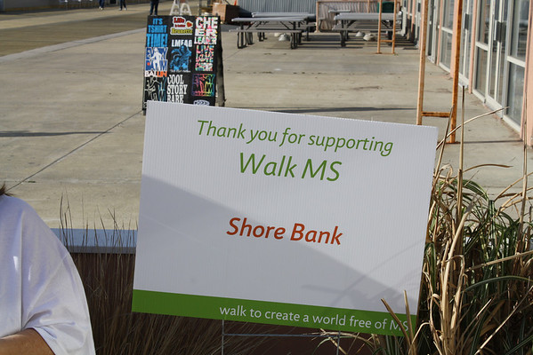 Walk MS Ocean City 2012