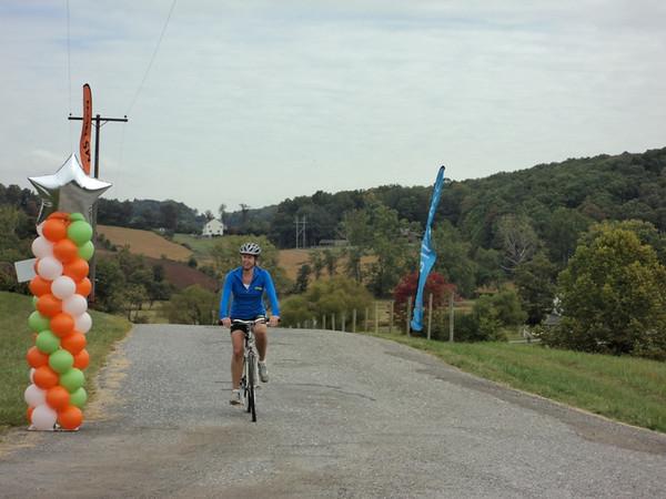 Bike MS: Bike to Bordeaux 2013